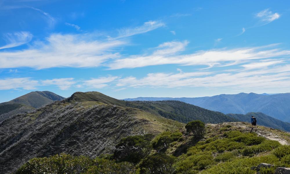 Mount Feathertop, Victoria