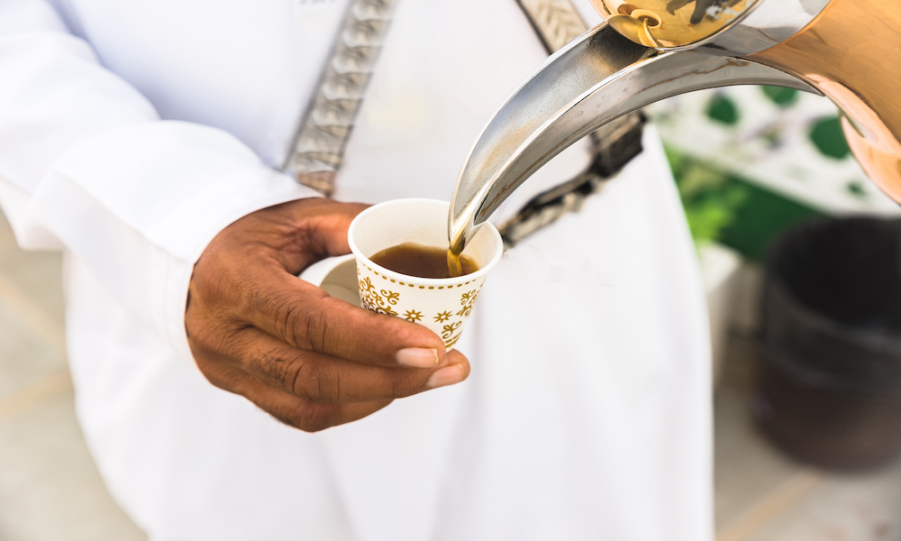 Dubai Coffee