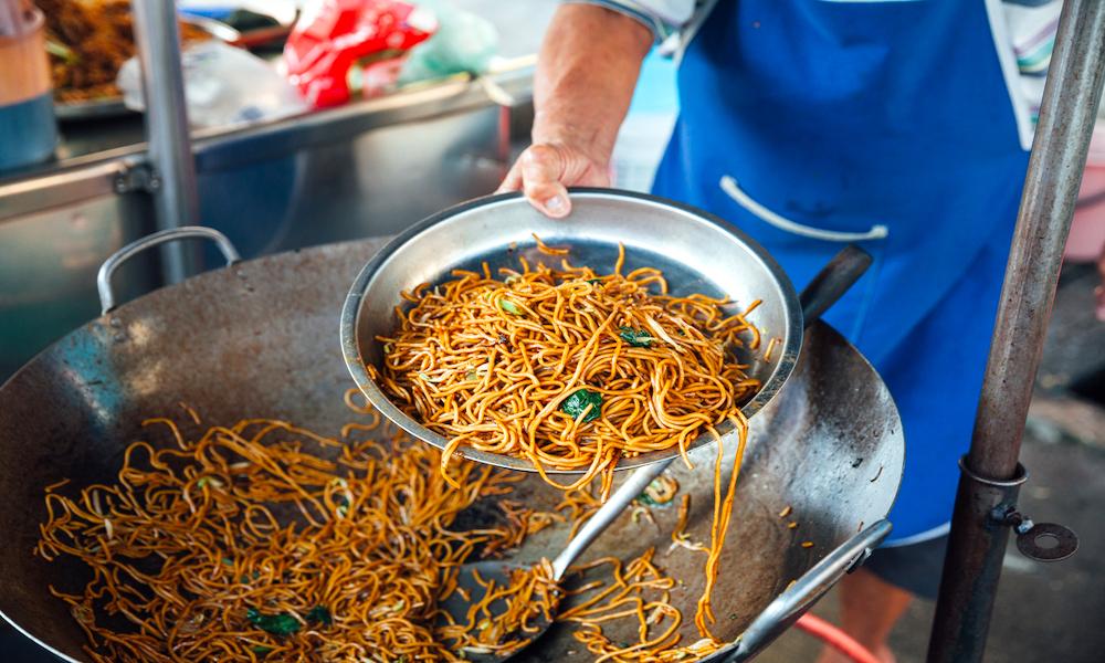 Streetfood Noodles