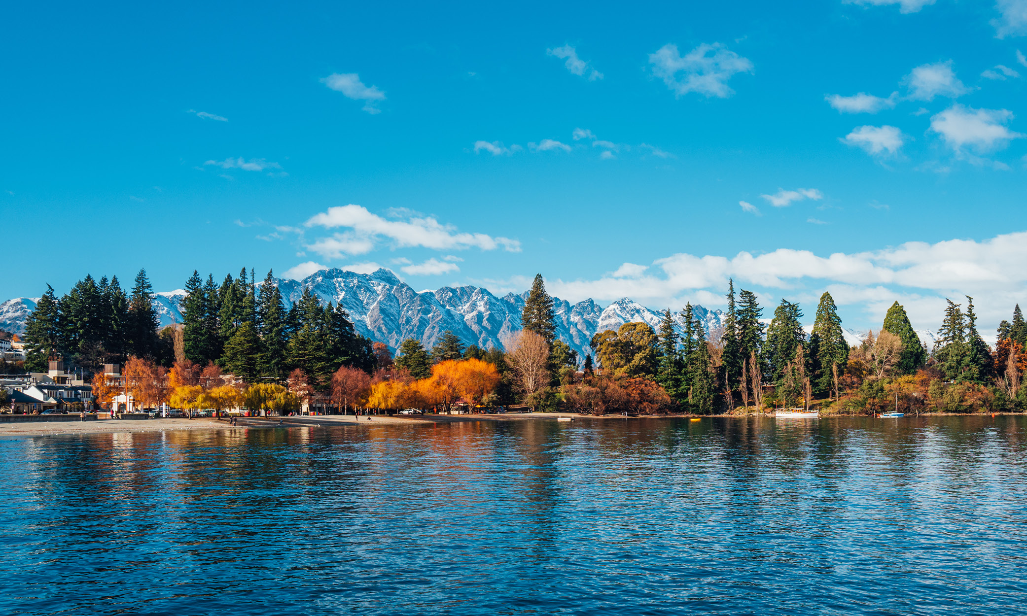 Queenstown Autumn