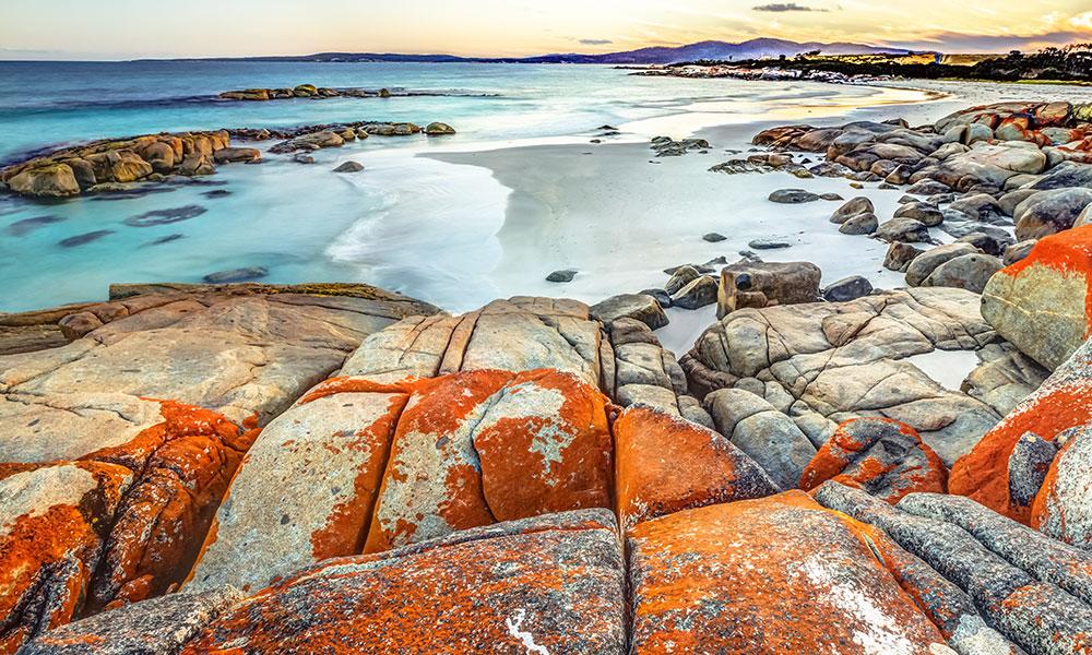 Bay of Fires, Northeast Tasmania
