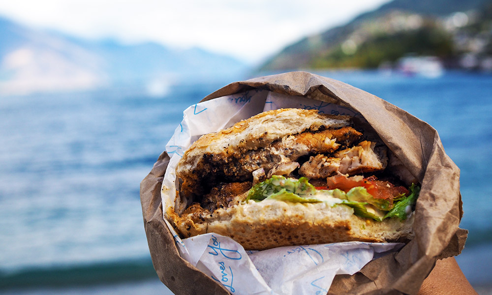 Fergburger, a Queenstown icon