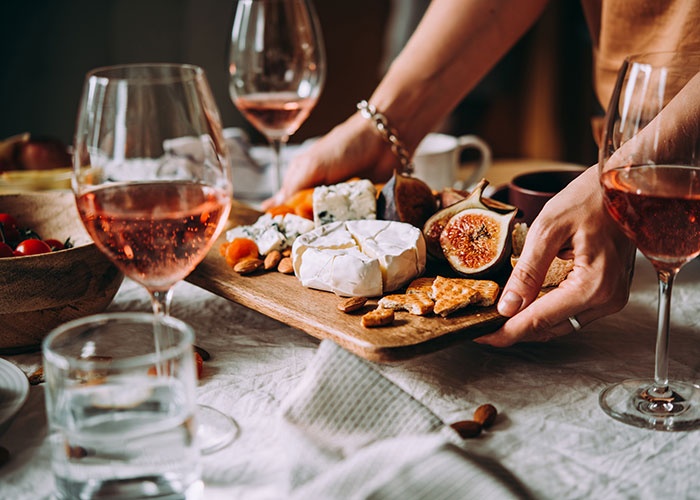 Food, wine and good times in glorious France