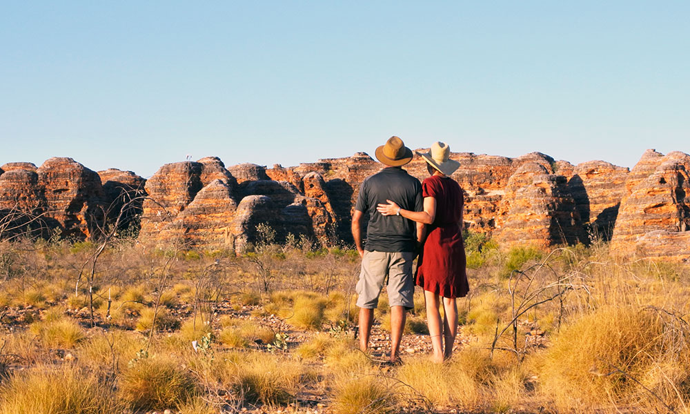 Viewing the Bungle Bungles