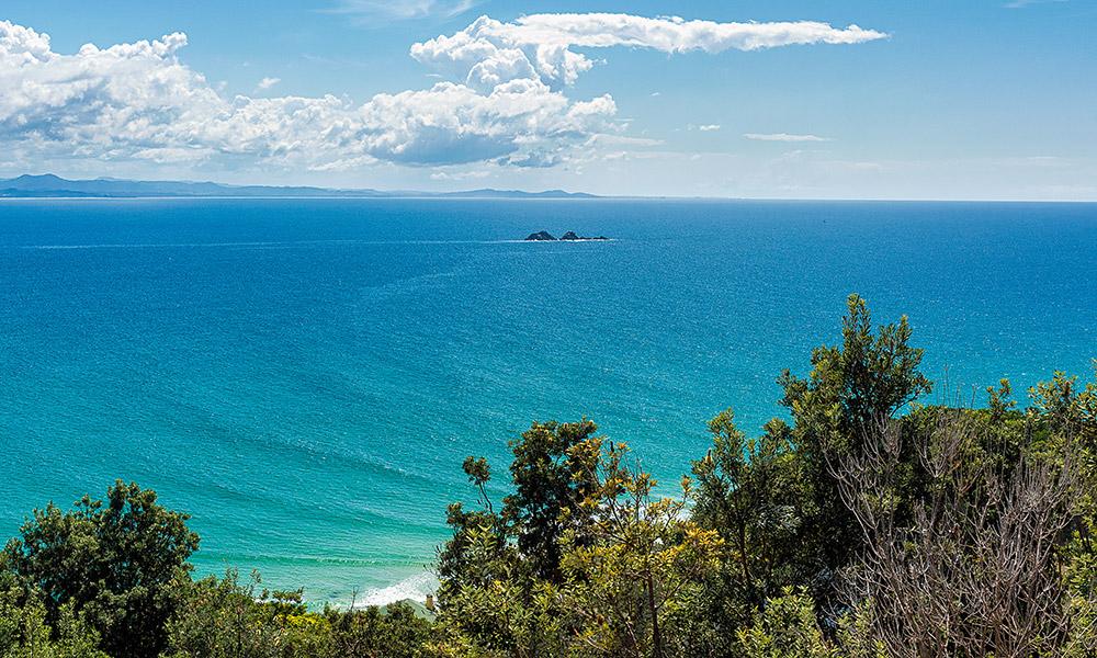 Julian Rocks, Byron Bay